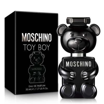 MOSCHINO TOY BOY淡香精50ml (原廠公司貨)