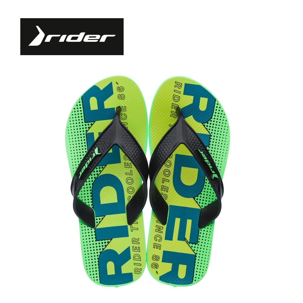 Rider [Men] STREET 街頭勇士系列 人字夾腳拖 男鞋 綠