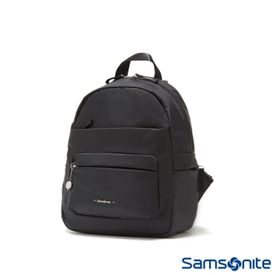 Samsonite新秀麗 Move3.0經典時尚女性後背包S(黑)