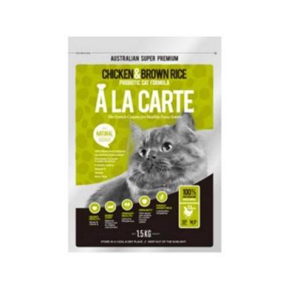 A LA CARTE阿拉卡特 全齡貓雞肉&益生菌配方500g