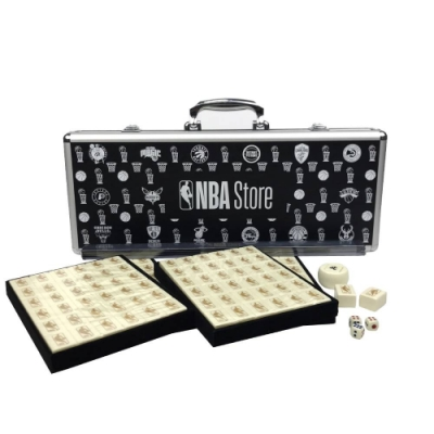 NBA Store 特製麻將組