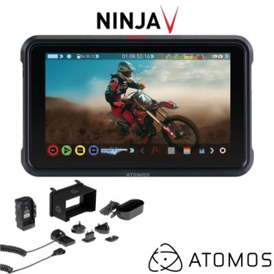 澳洲 ATOMOS Ninja V PRO 監視記錄器-專業套組
