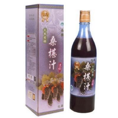 花蓮桑椹 桑椹汁(600mlx6瓶)