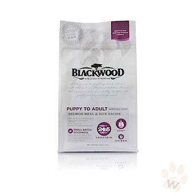 柏萊富blackwood 功能性全齡犬 腸胃保健配方(鮭魚+糙米)5磅X2包組