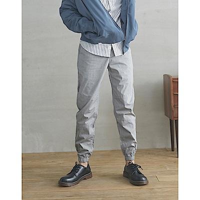 CACO-彈性修身束口褲(兩色)-男【SPA072】