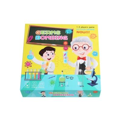 colorland兒童玩具 眼明手快實驗室 桌遊 多人遊戲