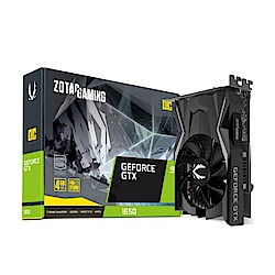 ZOTAC 索泰 GeForce GTX 1650 OC 顯示卡