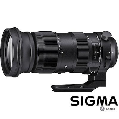 SIGMA 60-600mm F4.5-6.3 DG OS HSM Sports (公司貨)