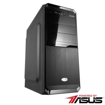 微星A320平台 [ 劍光鋼彈II]A8四核效能電腦