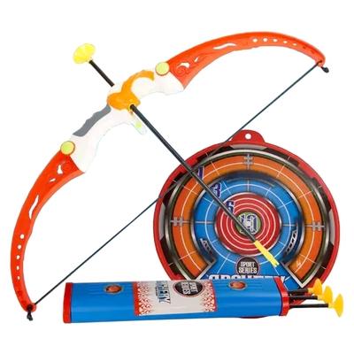 《Bow and Arrow》幼兒體能射箭趣味遊戲吸盤弓箭組