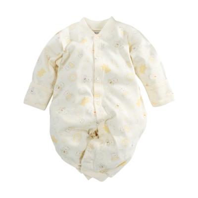 嬰兒厚款純棉護手兔裝 a70248 魔法Baby