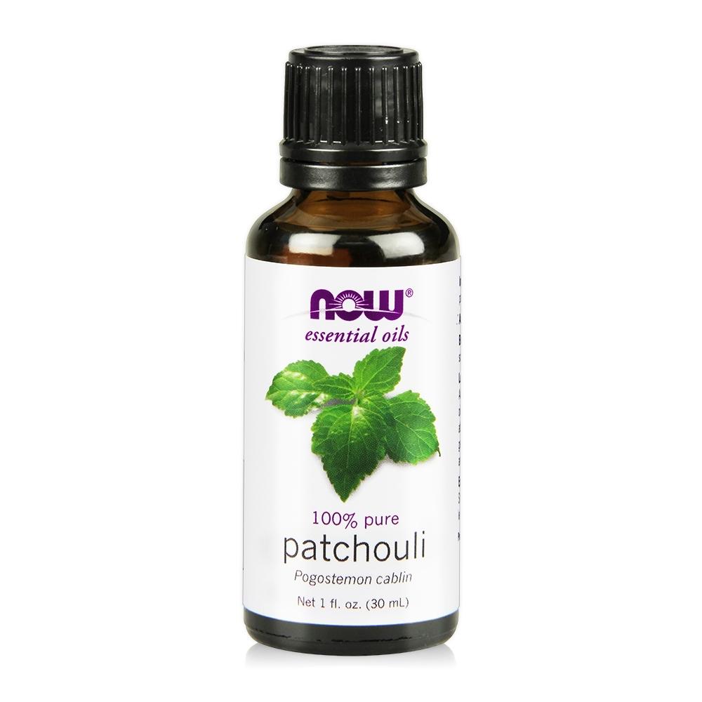 NOW 廣藿香精油(30 ml) Patchouli Oil