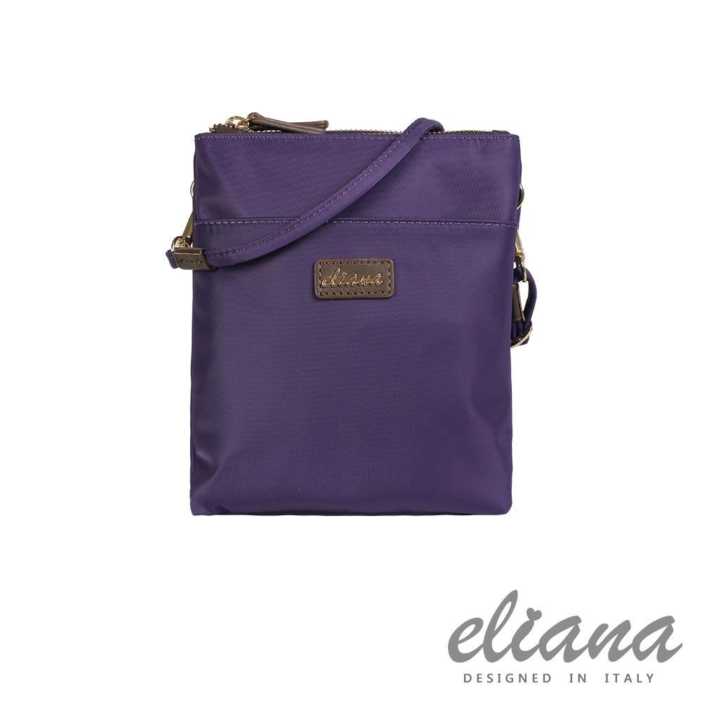 eliana - BREEZE系列直式手機包 - 優雅紫