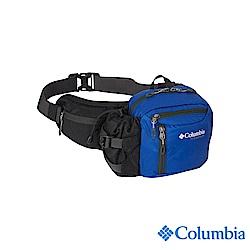 Columbia 哥倫比亞 中性-2L腰包-藍色 UUU12260BLFDS