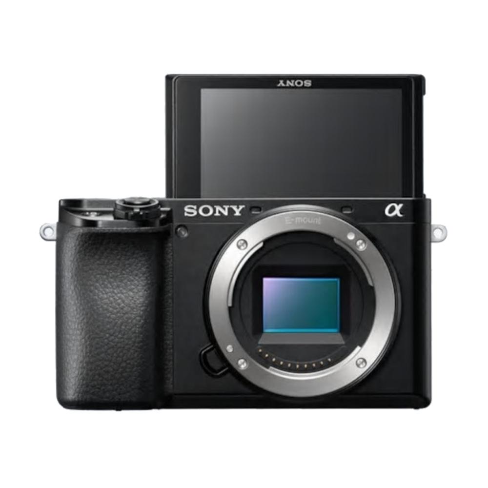 SONY 數位單眼相機 ILCE-6100 單機(公司貨)
