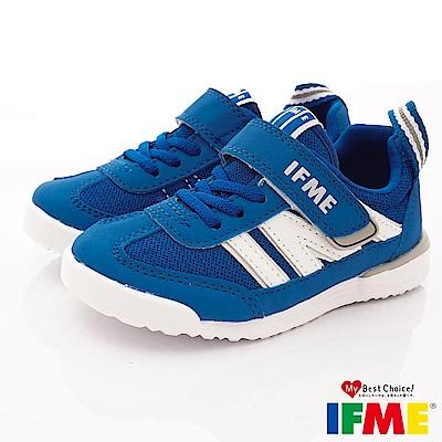 IFME健康機能鞋 輕量運動鞋款 NI00913天藍(中小童段)