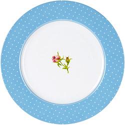 CreativeTops Katie淺餐盤(花園藍27cm)