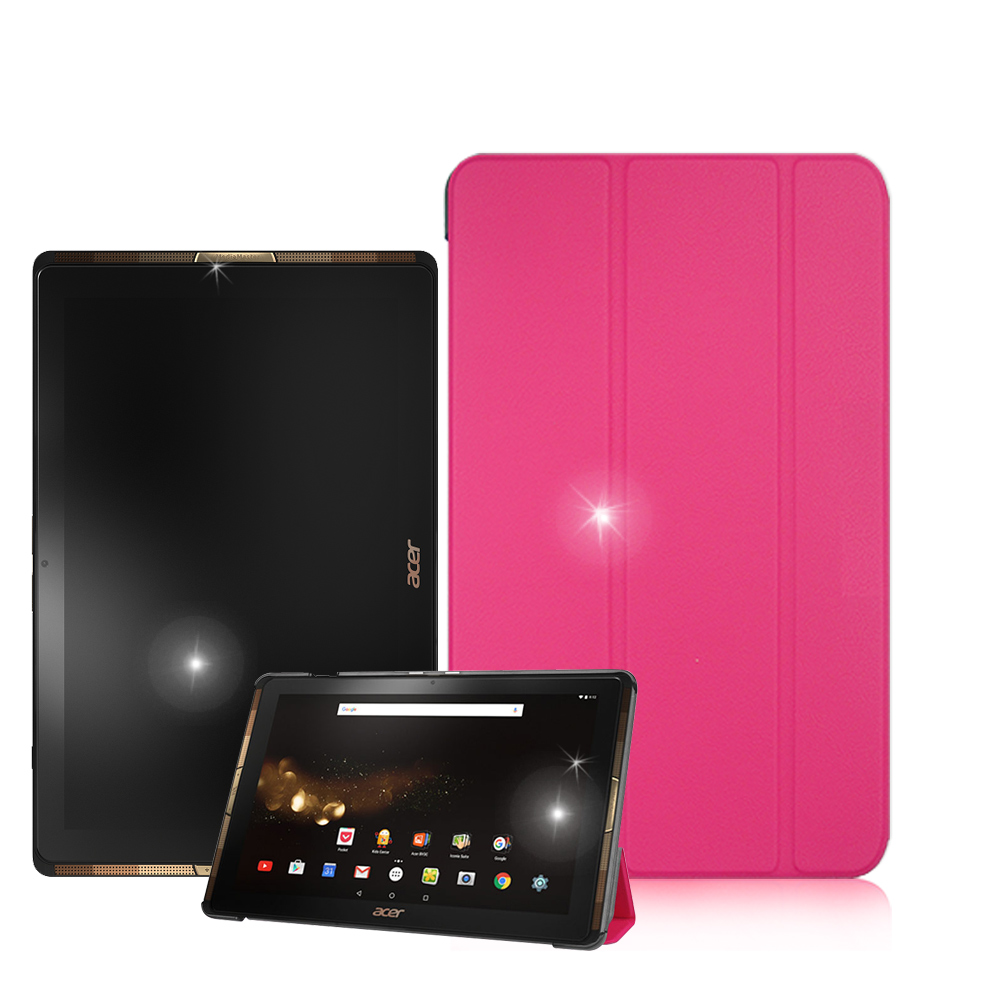 VXTRA Acer Iconia Tab 10 A3-A40經典皮紋平板皮套 product image 1