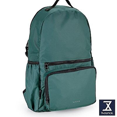 74盎司 Further 旅行後背包[TG-227]孔藍