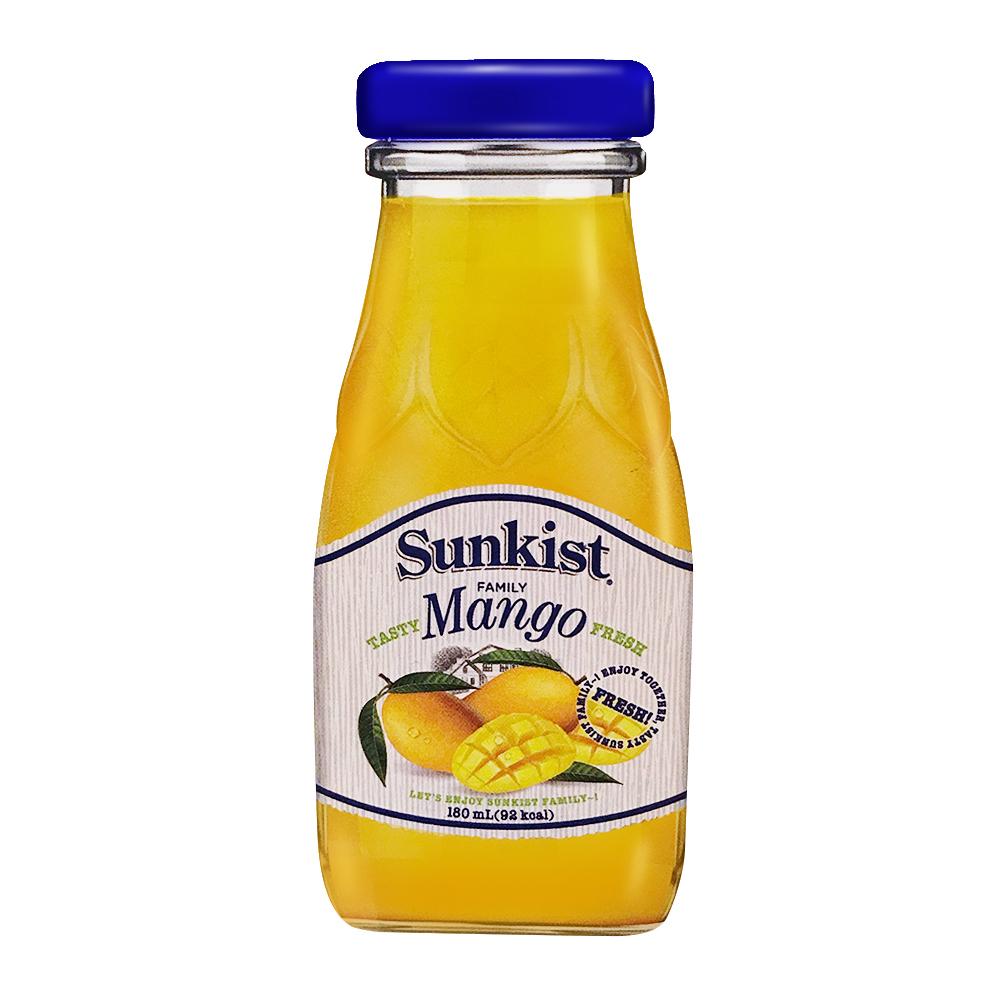 Sunkist香吉士 芒果汁(180ml)