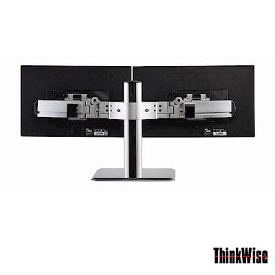 Thinkwise L204 雙螢幕支架 桌上型 平臂式