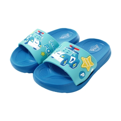 POLI正版波力款美型拖鞋 sa91026 魔法Baby