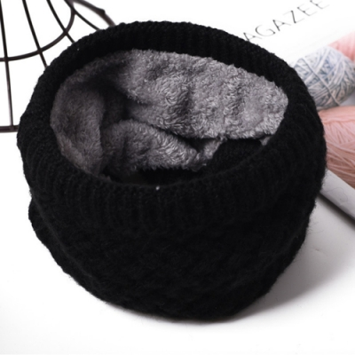 Decoy 純色針織 簡約加厚保暖脖圍 多色可選