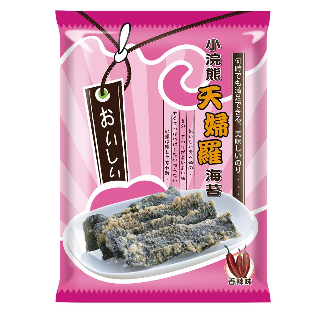 小浣熊 天婦羅海苔 香辣味(40g)