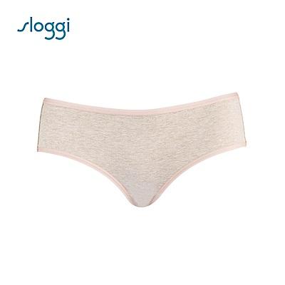 sloggi Everyday 有機過生活系列平口褲 沙褐色