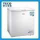 TECO東元 138L 上掀式冷凍櫃 RL1417W product thumbnail 1