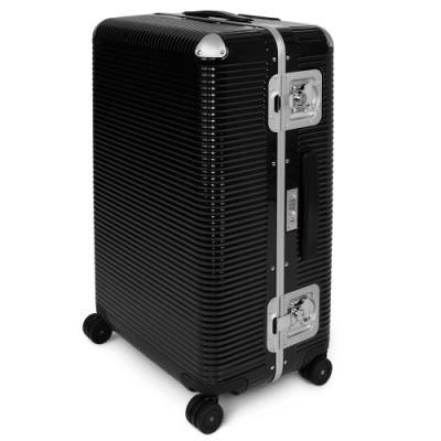 FPM MILANO BANK LIGHT Licorice Black系列 31吋行李箱 爵士黑 (平輸品)