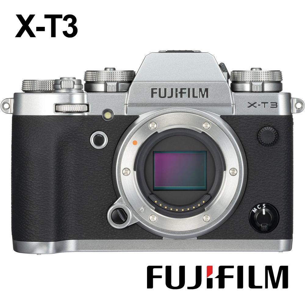 FUJIFILM X-T3 單機身(公司貨)