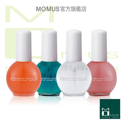 MOMUS 專業保養 - 指甲保護油系 10ml (4款任選)