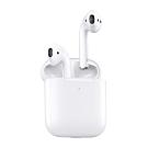 【福利品-已拆封】Apple 第2代 AirPods 藍芽耳機 (搭配有線充電盒)