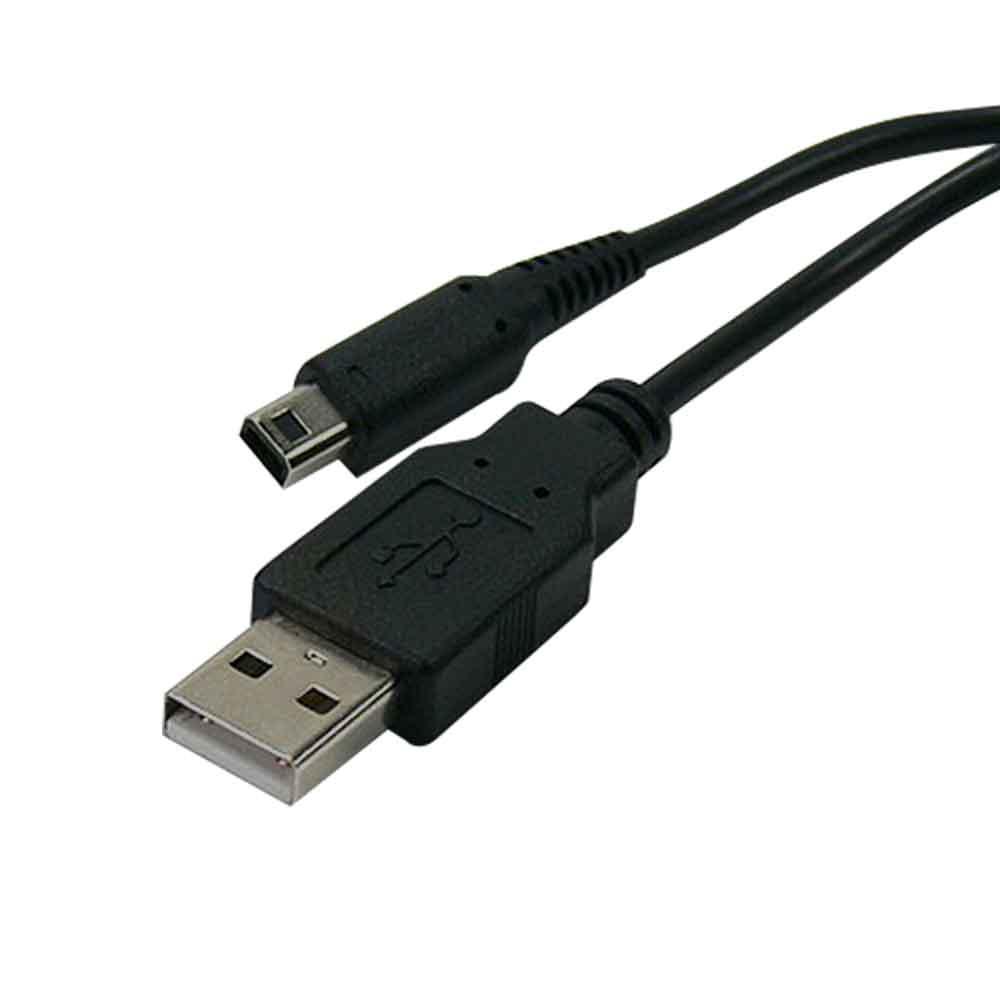 New 3DS LL/2DS LL/3DS/NDSi/NDSi LL USB充電線