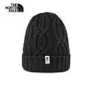 The North Face北面女款黑色舒適保暖戶外運動帽 3FNNJK3