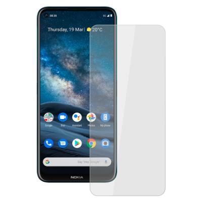 【Ayss】Nokia 8.3 5G/6.81吋/2020/玻璃鋼化保護貼膜/二次強化/疏水疏油/四邊弧邊