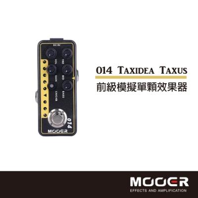 MOOER Taxidea Taxus前級模擬單顆效果器/贈導線/公司貨