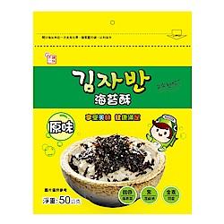 韓味不二 海樂多海苔酥-原味(50g)