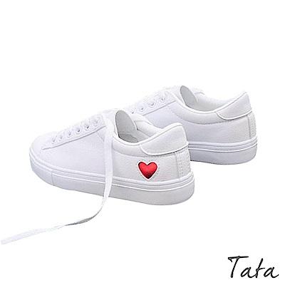 愛心休閒鞋 共二色 TATA
