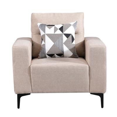 MUNA 3207型單人椅布沙發(共兩色) 93X90X78cm