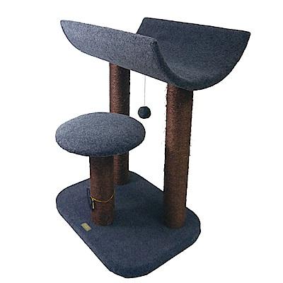 doter-寵愛物語 休憩躺椅貓跳台-CT35