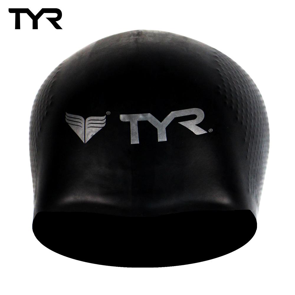 美國TYR 成人用防滑凸點矽膠泳帽 DotTech Silicone Swim Cap