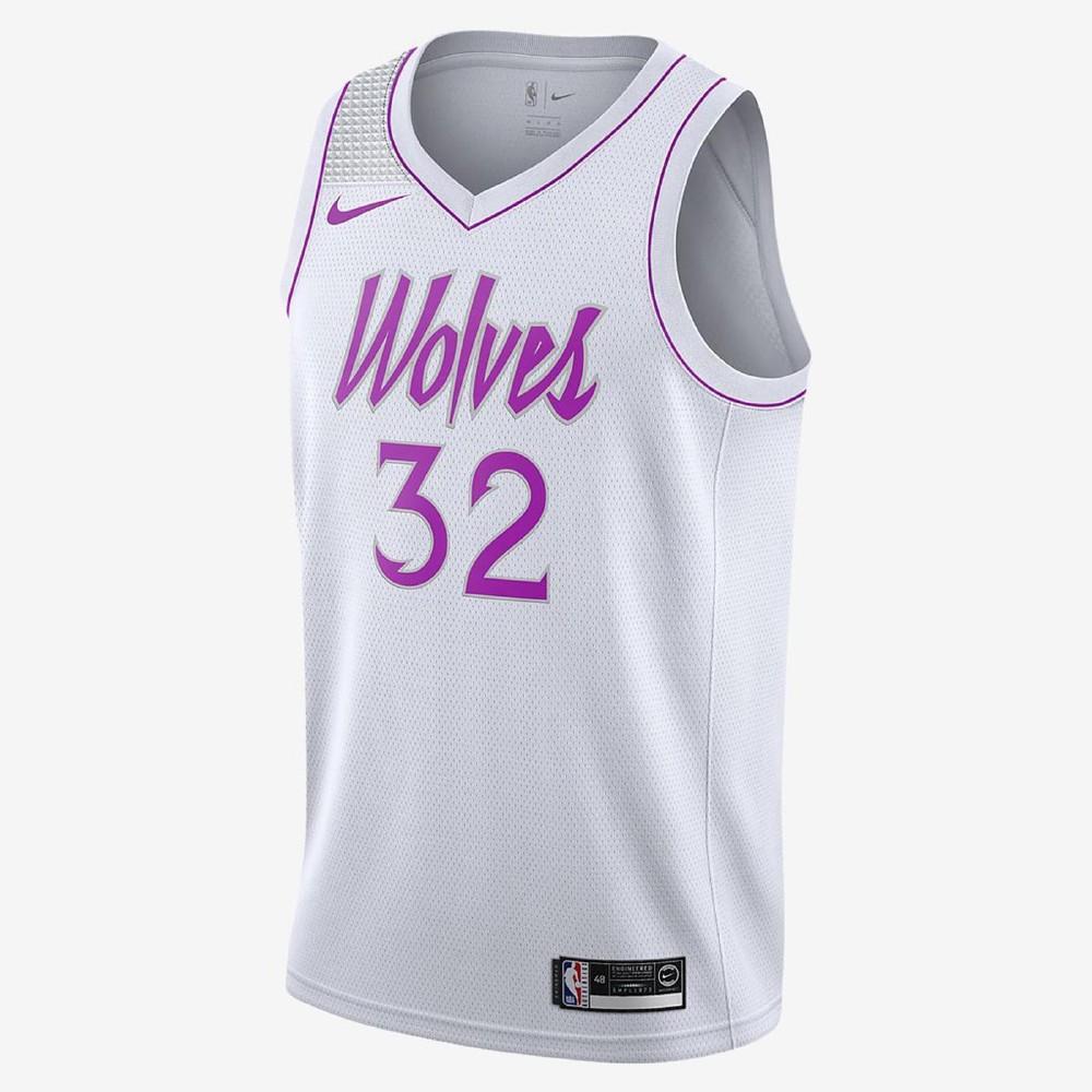 Nike 籃球衣 Karl-Anthony 籃球 男款