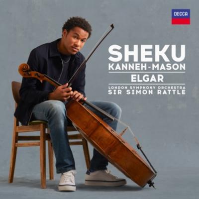 薛庫 - 艾爾加/大提琴協奏曲 (1CD)