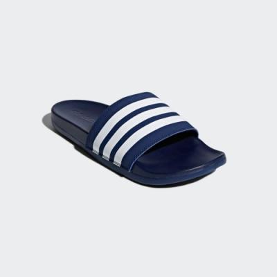 ADIDAS 拖鞋 運動拖鞋 男鞋 女鞋 藍 B42114 ADILETTE COMFORT SLIDES