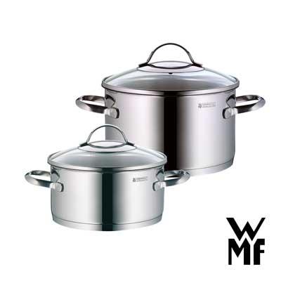 德國WMF PROVENCE PLUS 湯鍋雙件組