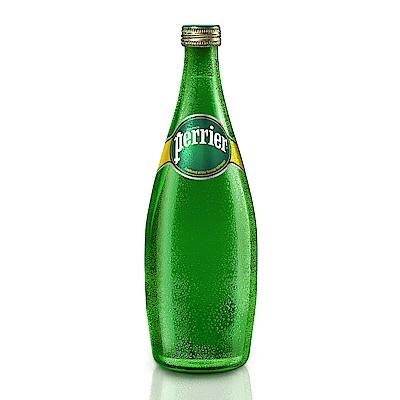 法國Perrier沛綠雅 氣泡天然礦泉水(750mlx12入)