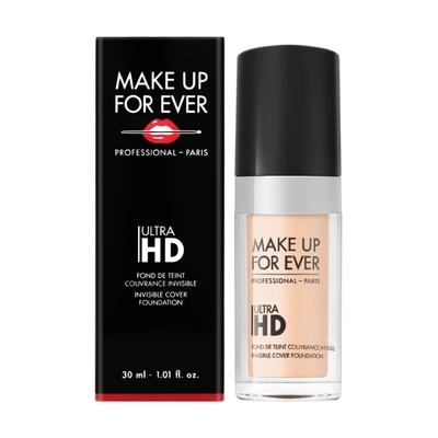 Make up for ever ULTRA HD超進化無瑕粉底液 30ml 多色任選(R220、Y235、Y325)