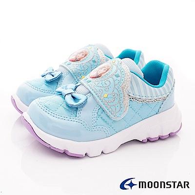 日本Carrot機能童鞋 2E冰雪聯名款 ON2179藍(中小童段)